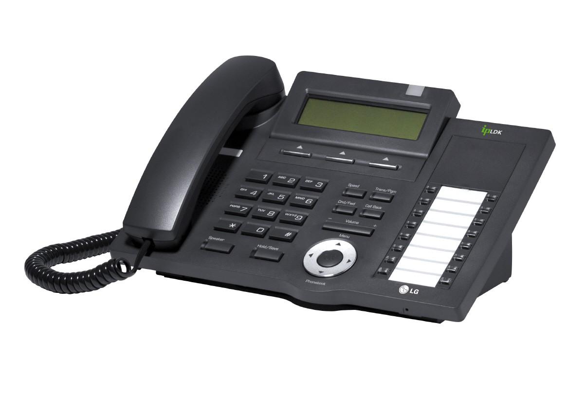 2-новый цифровой системный телефон ldp-7008d octad lg-ericsson (lg-nortel), 8
